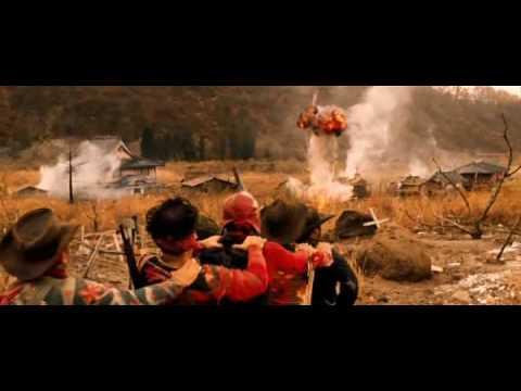 Sukiyaki Western Django - Shootout poster