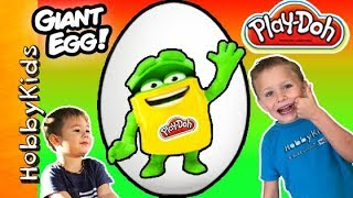 Giant PLAY-DOH Surprise Egg