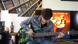 Earth song-Michael Jackson (Bass Cover)