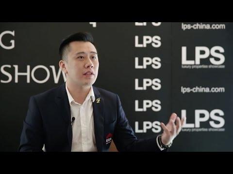Alex Lim On Luxury Property Showcase Beijing 2016 Era