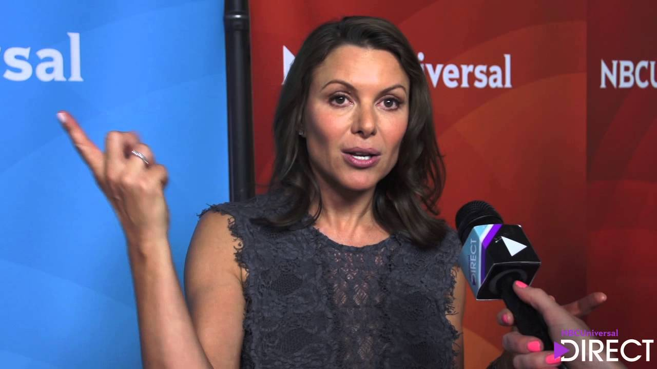 Kari Wuhrer Reveals The Impending Attack Of Sharknado 2 The Second One Youtube