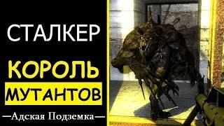 СТАЛКЕР КОРОЛЬ МУТАНТОВ Адская Подземка
