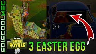 3 EASTER EGG! SECRET FORTNITE BATTLE ROYAL! NEW MAJ 2.2.0!