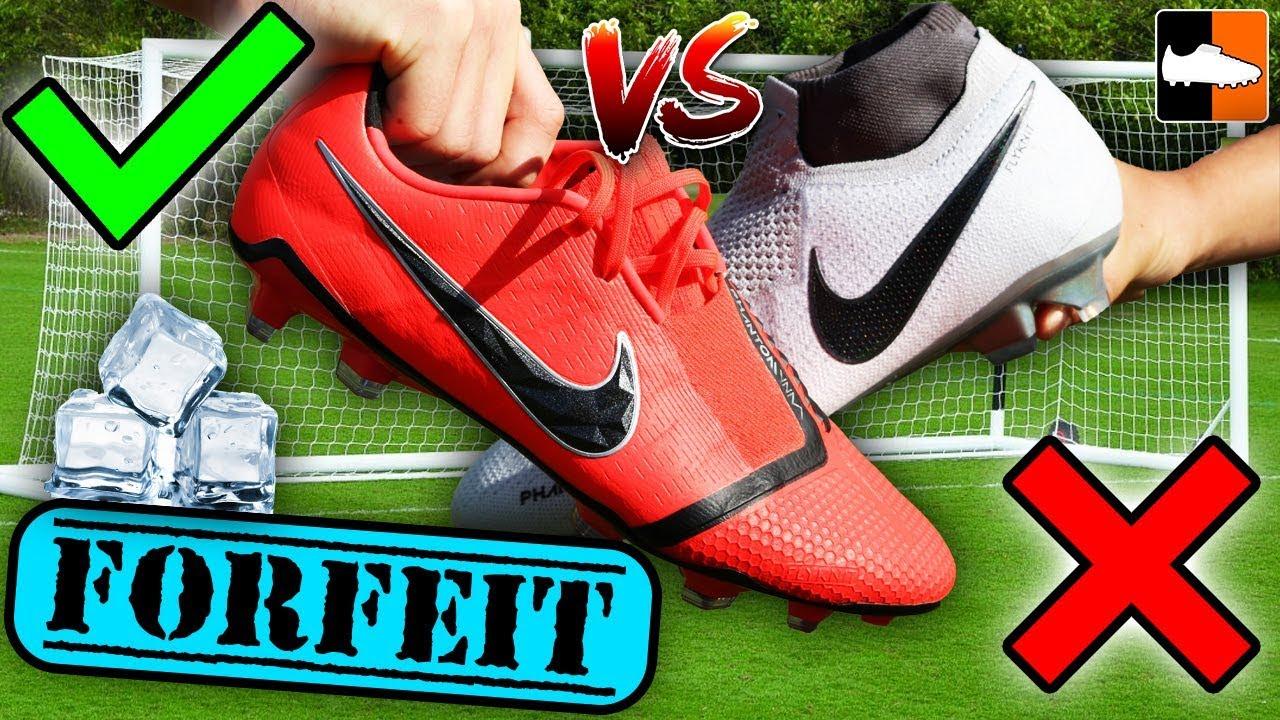 c6e3505ed1b0 Nike Phantom Venom 🆚 Vision ⚠ De Bruyne v Rashford Boots! Football Boots