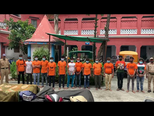 Haridwar 14 कांवड़िये quarantine