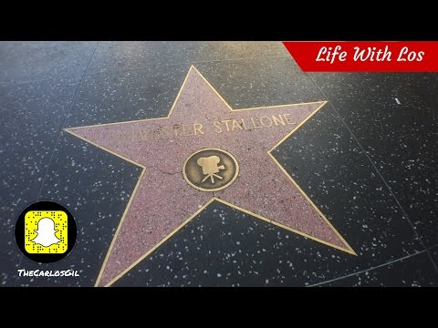 Things to Do in Los Angeles: Hollywood Walk of Fame