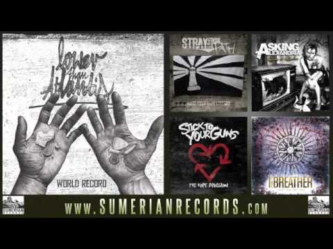 LOWER THAN ATLANTIS - Taping Songs Off The Radio