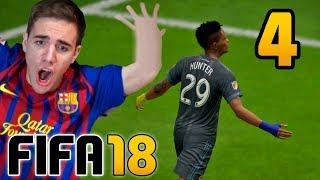 FIFA 18 El Trayecto CAPITULO 4 - ALEX HUNTER Gameplay Fran MG | Modo Historia COMPLETO