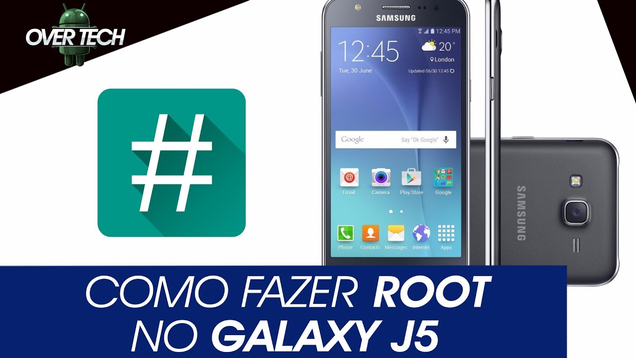 root application for samsung j5