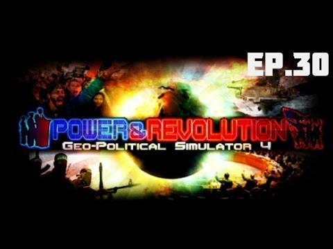 Geopolitical Simulator 4 FR (Power & Révolution) RUSSIE S01 EP.30: On remonte !