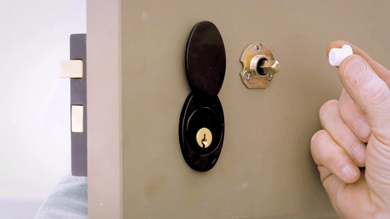 Rim Lock & Rim Lock - YouTube