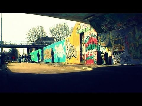Speaking Walls - Legal Graffiti in Holland | Documentary Netherlands