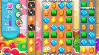 Candy Crush Soda Saga Level 744