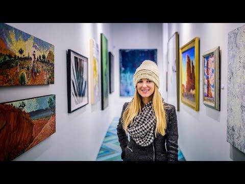 Salt Lake City Art Stroll #WhereIsJarvie