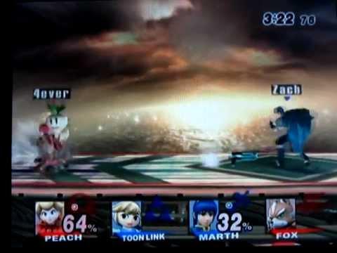 Toad is Bad at Protecting Peach - Team Battle Online Friendlies with KI:AR (FB) Part 2 - SSBB