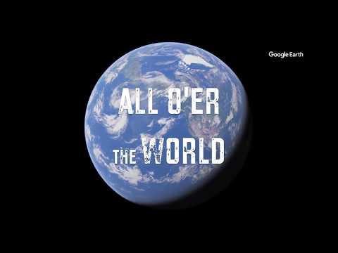 All O'er the World