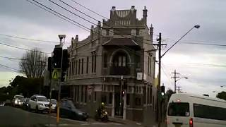 Enmore from the corner of Stanmore and Enmore Roads
