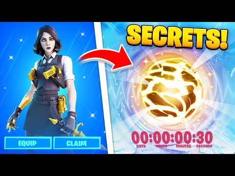 Fortnite NEW UPDATE - 15 SECRETS YOU MISSED! - Top5Gaming
