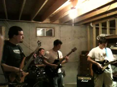 Rock You Like a Hurricane cover - The Falling Barometers - All Meteorology Grad Student Band
