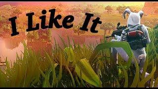 Cardi B- I Like It (Fortnite Montage)