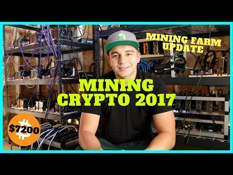 What its been like Mining CryptoCurrency in 2017 - Bitcoin, Ethereum, Zcash