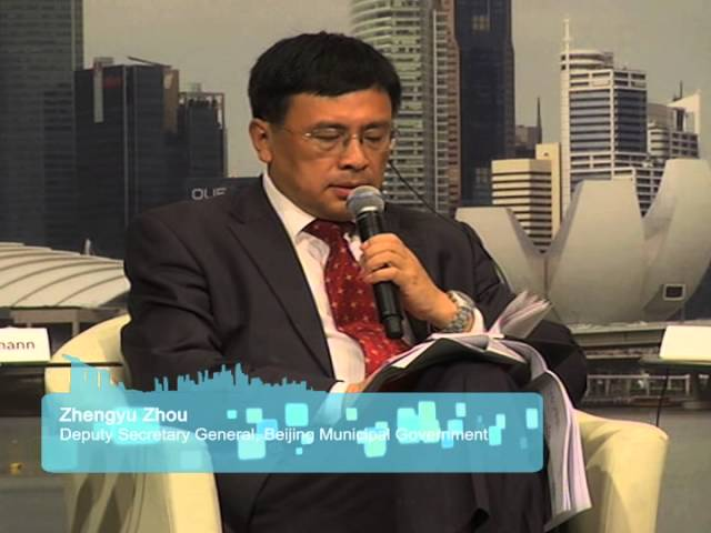 Keynote Plenary | on future urbanisation trends