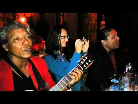 Tiene tumbao - Cielito lindo - Clandestino - cuban Live music in Zagreb - 30/08/2013