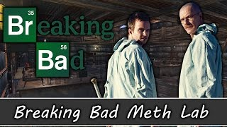 Fallout 4 - Breaking Bad Meth Lab