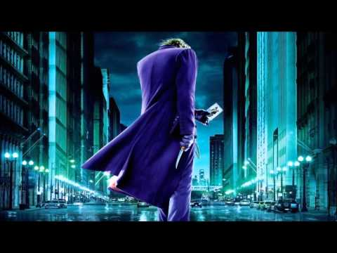 Batman The Joker Dark Knight Electronic Dubstep Music Remix 1080p AJE