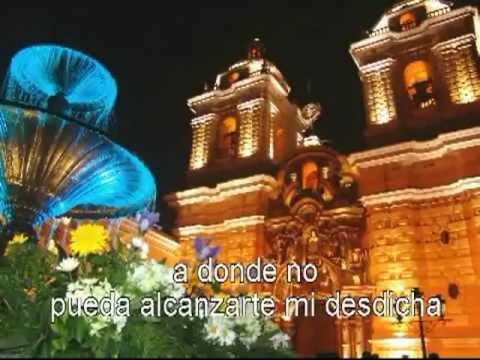 Huye de mi - Los Kipus (Peru Karaoke)