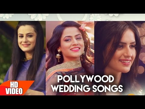 Pollywood Wedding Songs | Punjabi Wedding Songs Collection | Speed Records