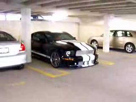 Mustang Cervini 500 2005 Eleanor Youtube