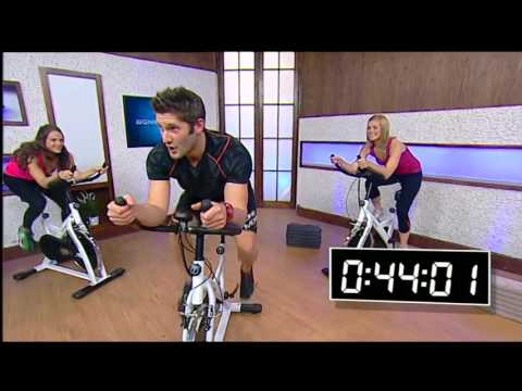 Indoor Cycle Workout Beginner