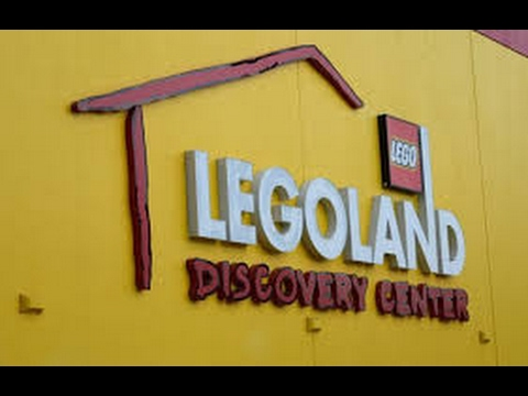 Tour of LEGOLAND Discovery Center Dallas/Fort Worth, Texas