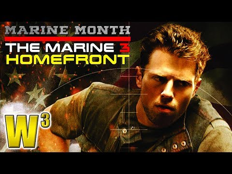 The Marine 3: Homefront | Wrestling With Wregret