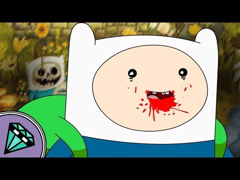 LOST EPISODE OF ADVENTURE TIME (Creepypasta)