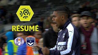 Toulouse FC - Girondins de Bordeaux (0-1)  - Résumé - (TFC - GdB) / 2017-18