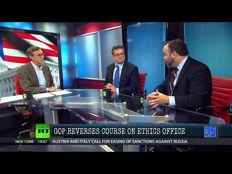 Ethics Fiasco: What Is the GOP Hiding?
