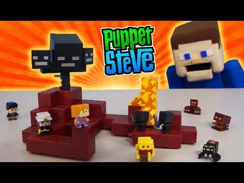 Minecraft Nether Biome Playset
