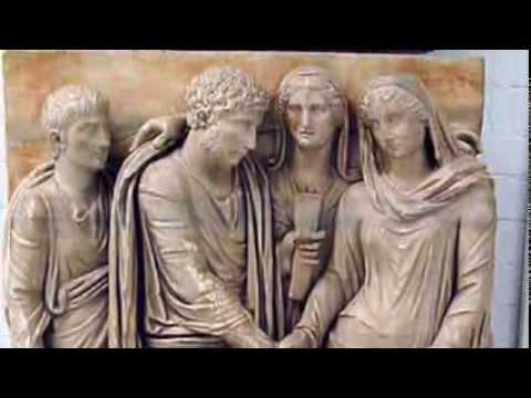 Comparacion Del Matrimonio Romano Y El Actual : Matrimonio en el derecho romano youtube