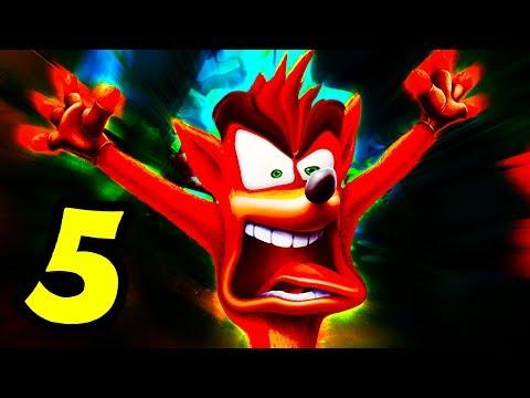 COOL, CALM, and CRAZY   Crash Bandicoot N'Sane Trilogy - Part 5