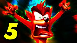 COOL, CALM, and CRAZY | Crash Bandicoot N'Sane Trilogy - Part 5