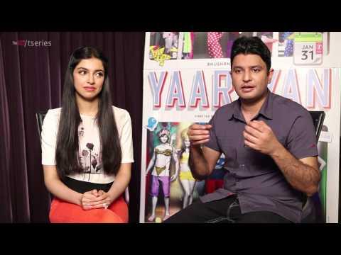Yaariyan Movie Promotion | Exclusive Interview With Bhushan Kumar, Divya Khosla Kumar