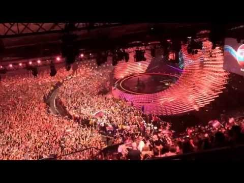 Impressionen vom Eurovision Song Contest