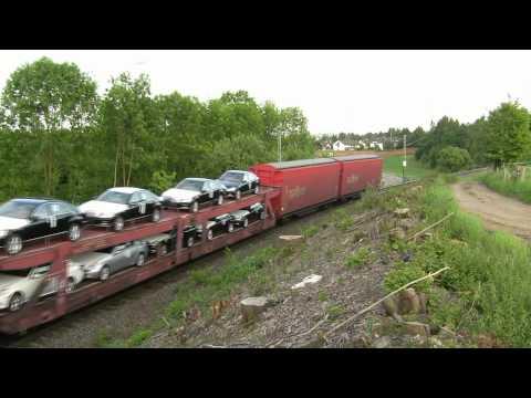 Es war einmal- an der Güterumgehungsbahn Kornwestheim-Böblingen bei Magstadt