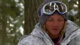 Whistler powder ski