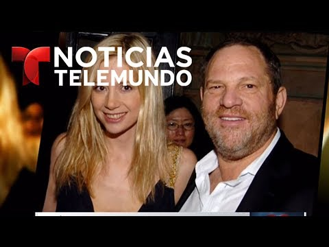 Escándalo de abuso sexual estremece a Hollywood | Noticiero | Noticias Telemundo