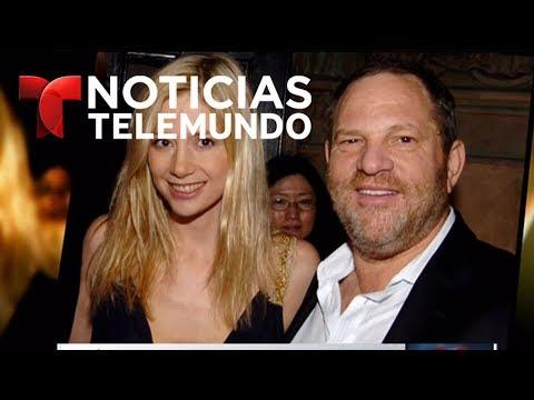 Escándalo de abuso sexual estremece a Hollywood | Noticiero | Noticias Telemundo