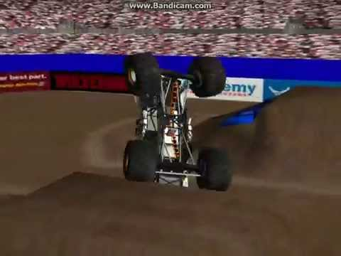 20 Truck Freestyle at MROR WF4 DB + more (sim monsters/ror)