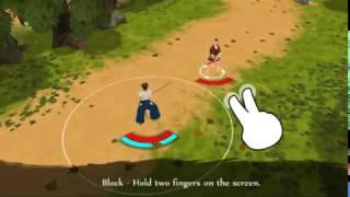 видео Скачать Bushido Saga на андроид
